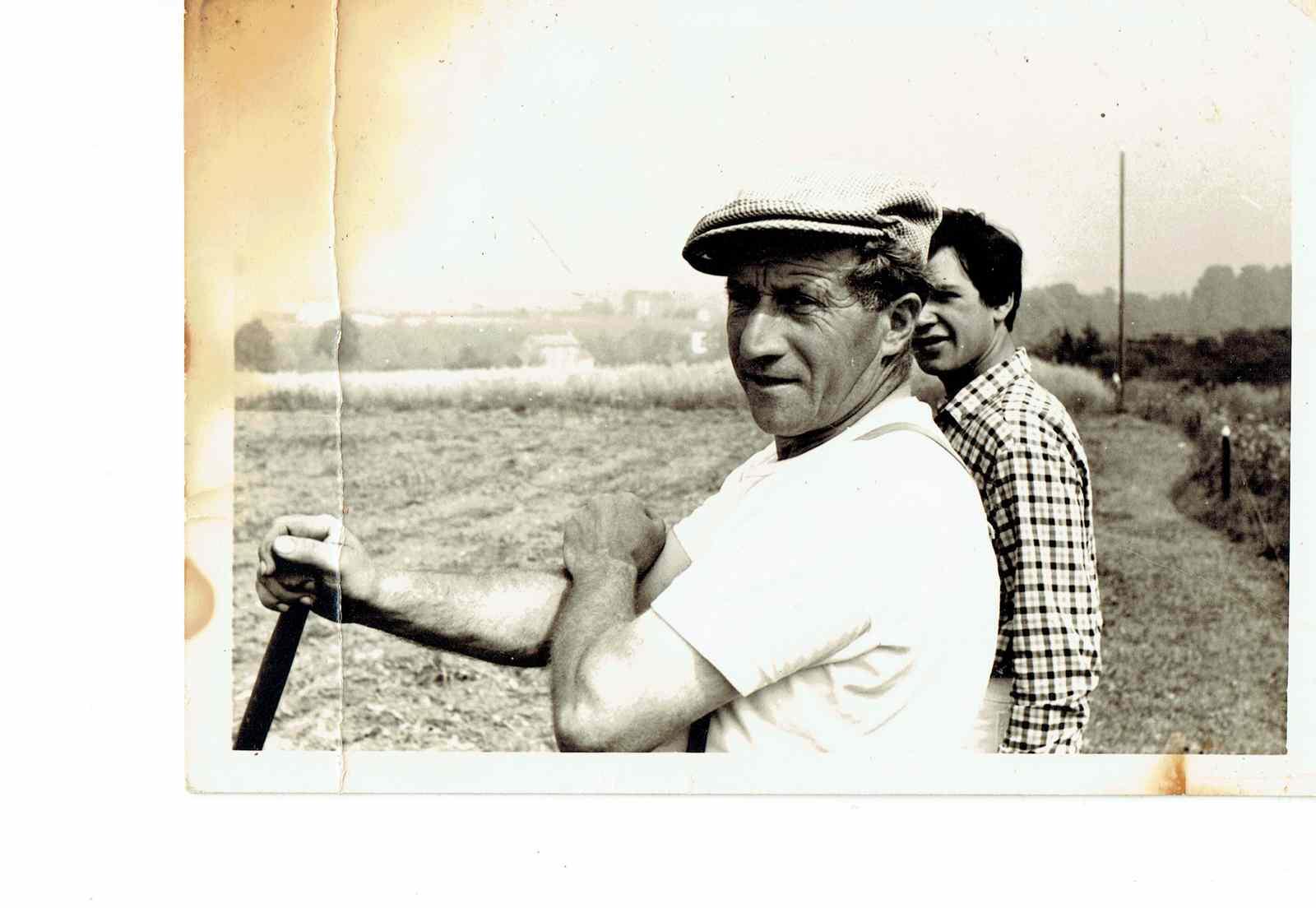 Poème De Mon Grand Père Agriculteur De 1983 Félicien