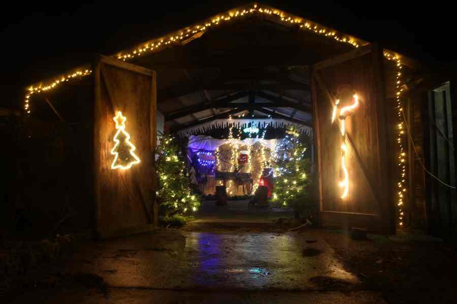 De quoi allons nous parler dans la cabane de Noël?